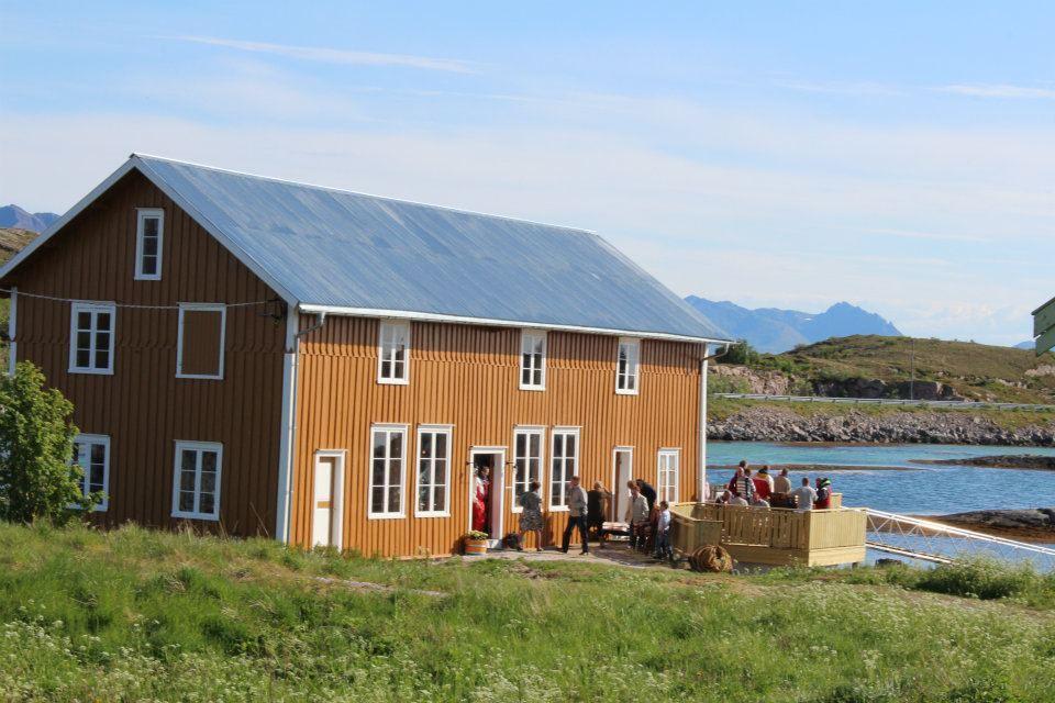 Restaurant Gammelbutikken på Støtt