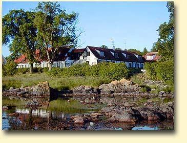 Allinge Badehotel Byskrivergården
