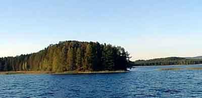 Vindförbergs Udde, Furudal