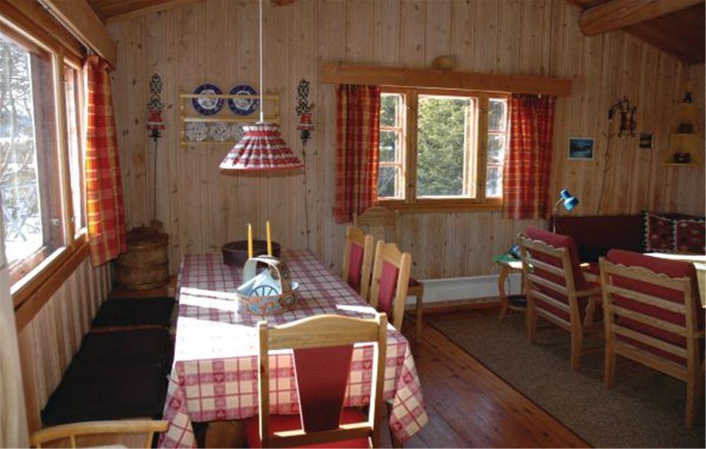 Overnatting i nesbyen/myking   n33779, hytter og feriehus, nes, 7 ...