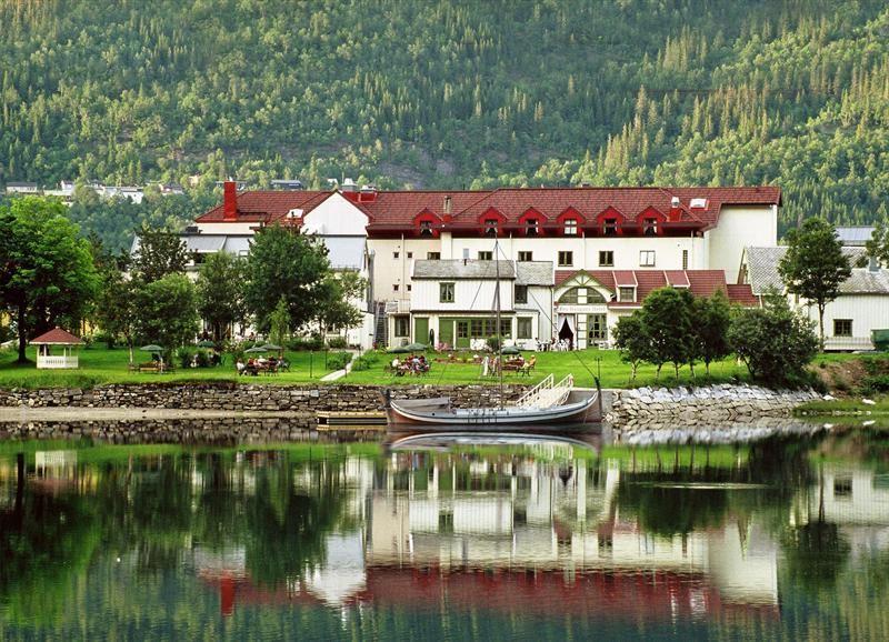 © DH as, Fru Haugans Hotel as