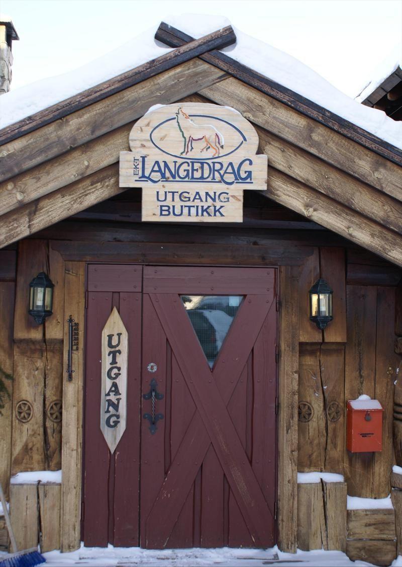 Langedrag Wildlife park