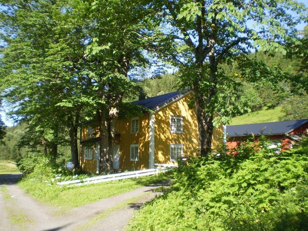 Nøstvik Feriehus (Holiday house)