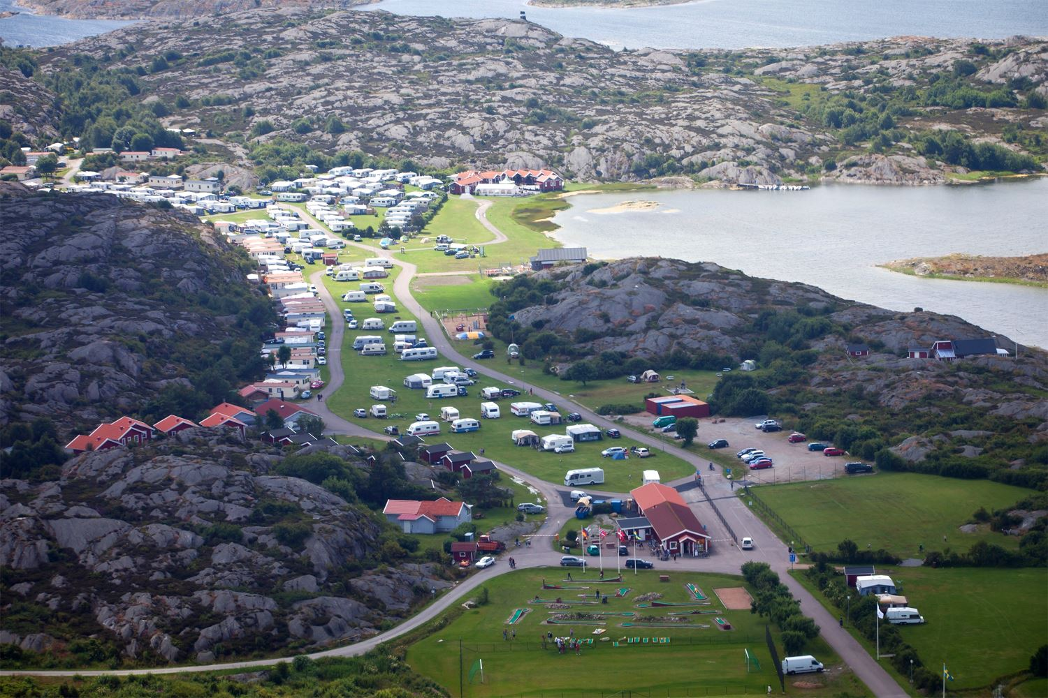 Stocken Camping/Stugor