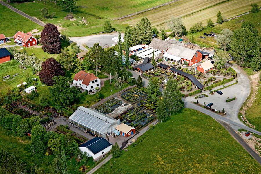 Fagerhults Plant school