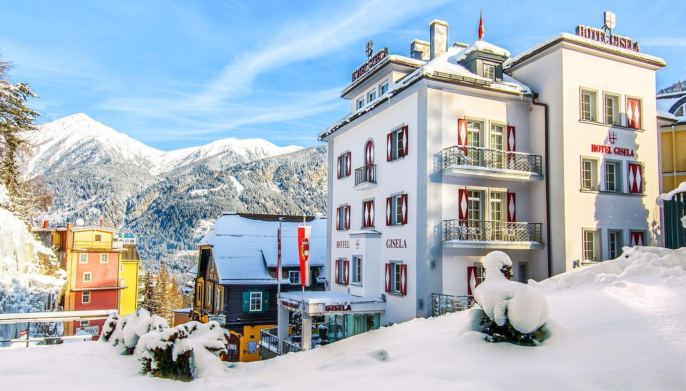 Hotel Gisela - Bad Gastein