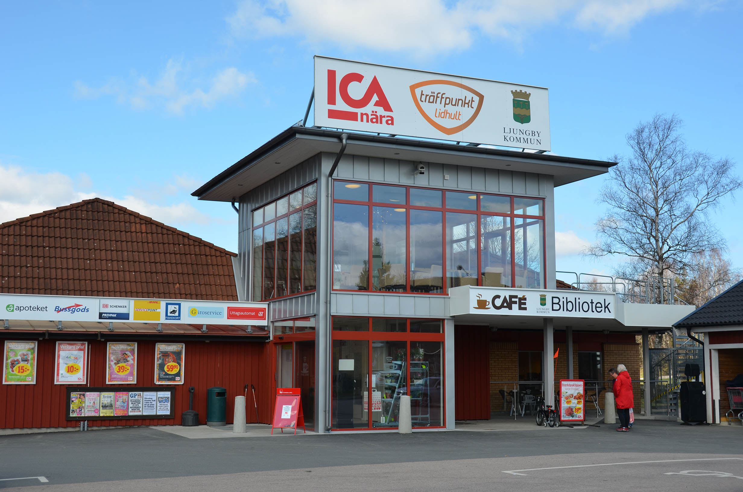 ICA Lidhult-supermarket