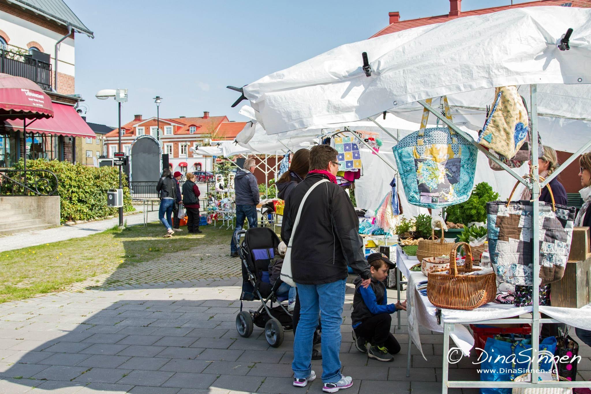 Bondens marknad i Hörby