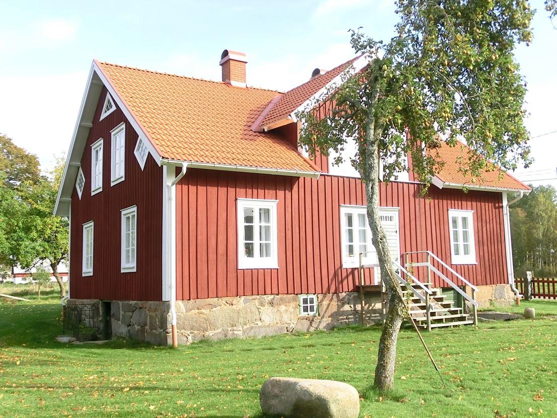 GS80001 Länsmansgården, Kalvsvik