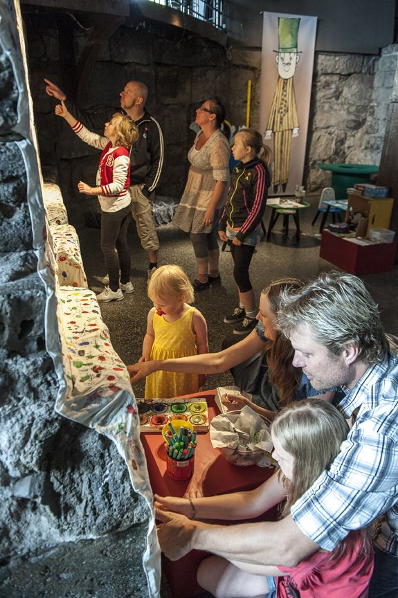 Avesta Art & The Iron Works - Art gallery and interactive museum