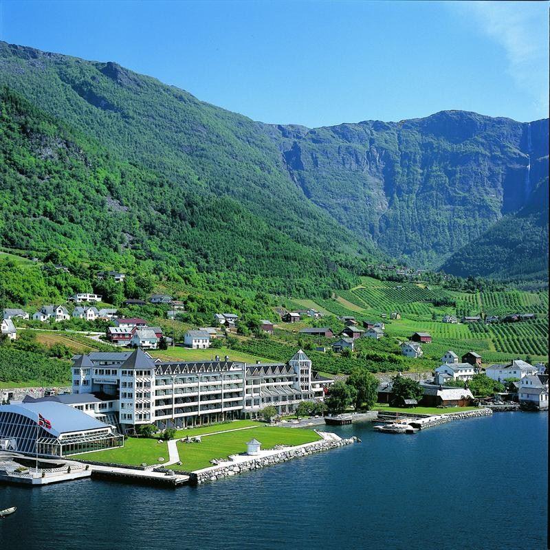 © Hotel Ullensvang, Hotel Ullensvang