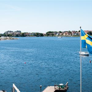 Birgittas B&b utsikten