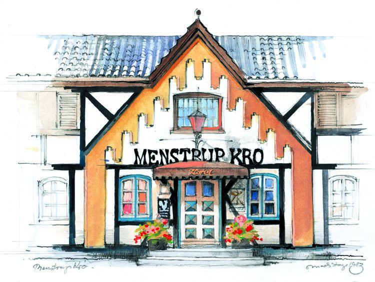 Menstrup Kro Resort Hotel