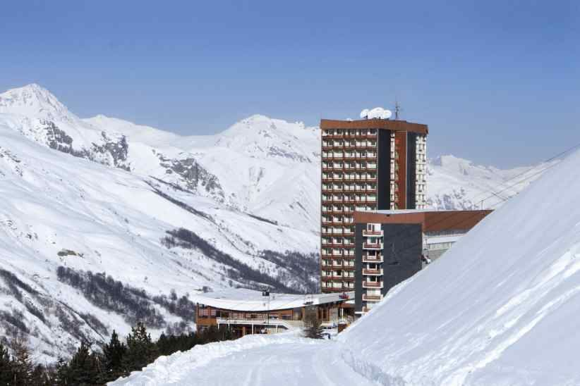 Club de vacances skis aux pieds / CLUB BELAMBRA NEIGE ET CIEL