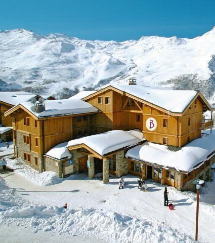 """Résidence skis aux pieds / LES AIRELLES (Belambra - 3.5 Flocons """"Or"""")"""