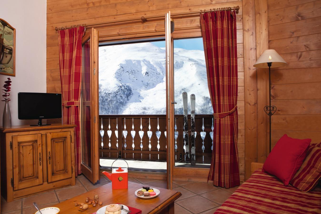 Résidence skis aux pieds / LES AIRELLES (Belambra - 3.5 Flocons