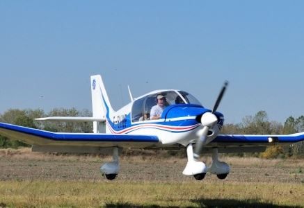 LES AILES TOURANGELLES - LIGHT AIRCRAFT FLIGHTS