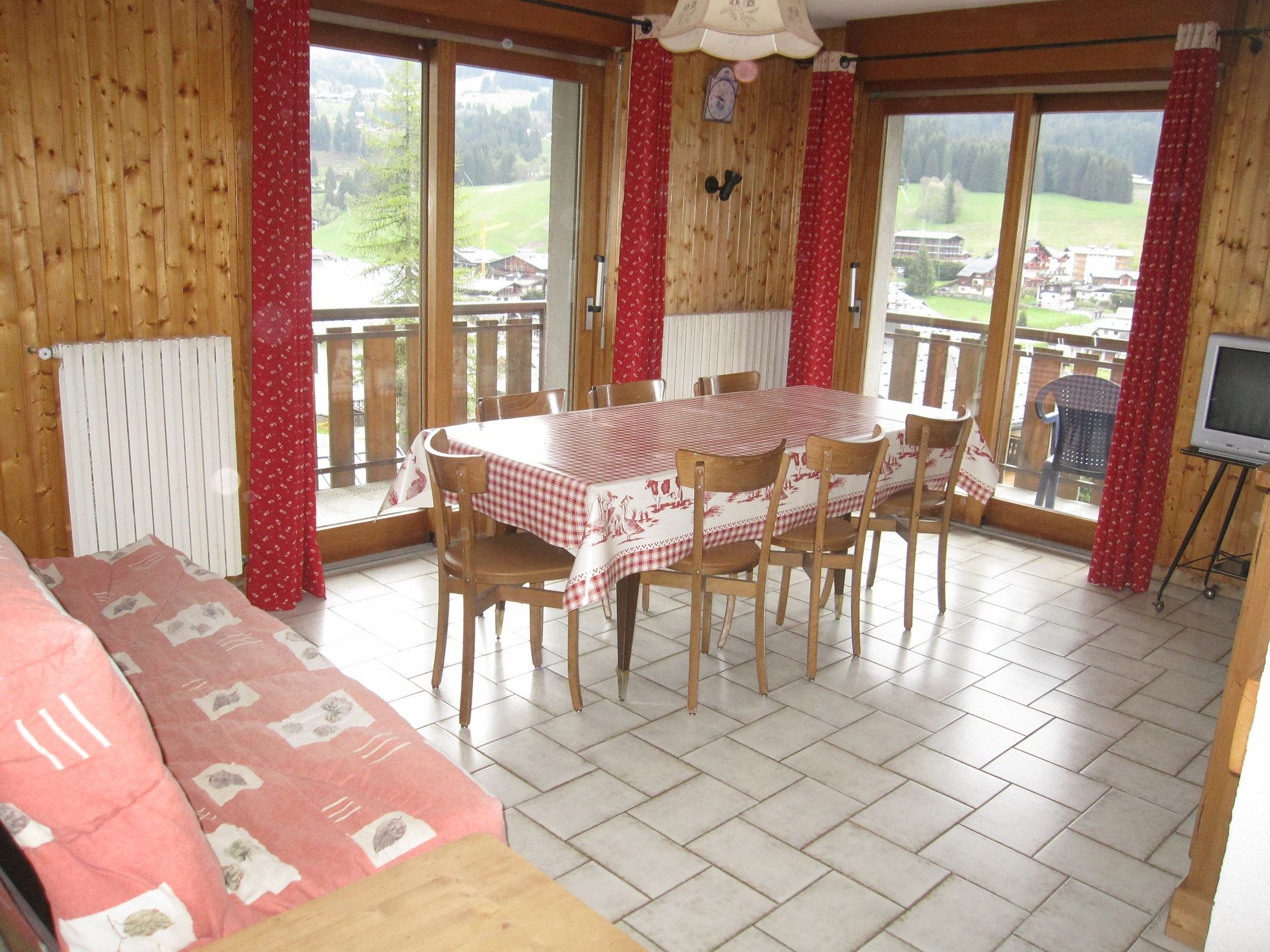 Bois de la Dent N°3- 4 Rooms*** - 6 people