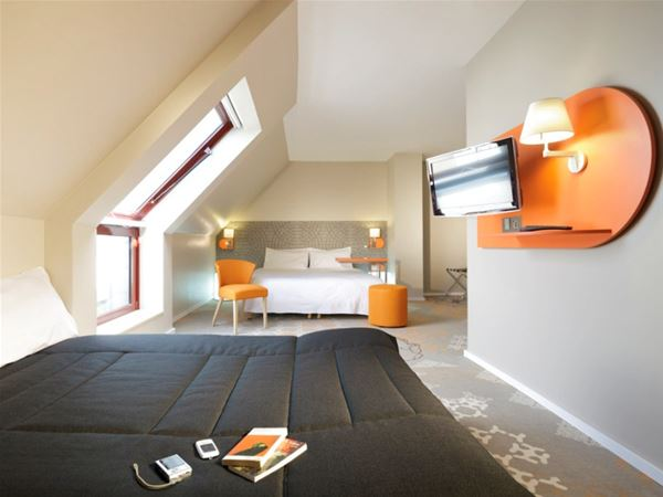 © Ibis Style Tours, HOTEL IBIS STYLE TOURS CENTRE