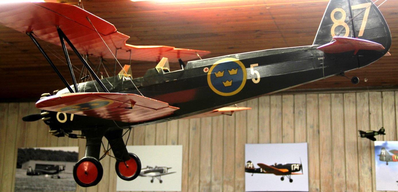 Eslövs flyg- och hemvärnsmuseum, Eslövs flyg- och hemvärnsmuseum