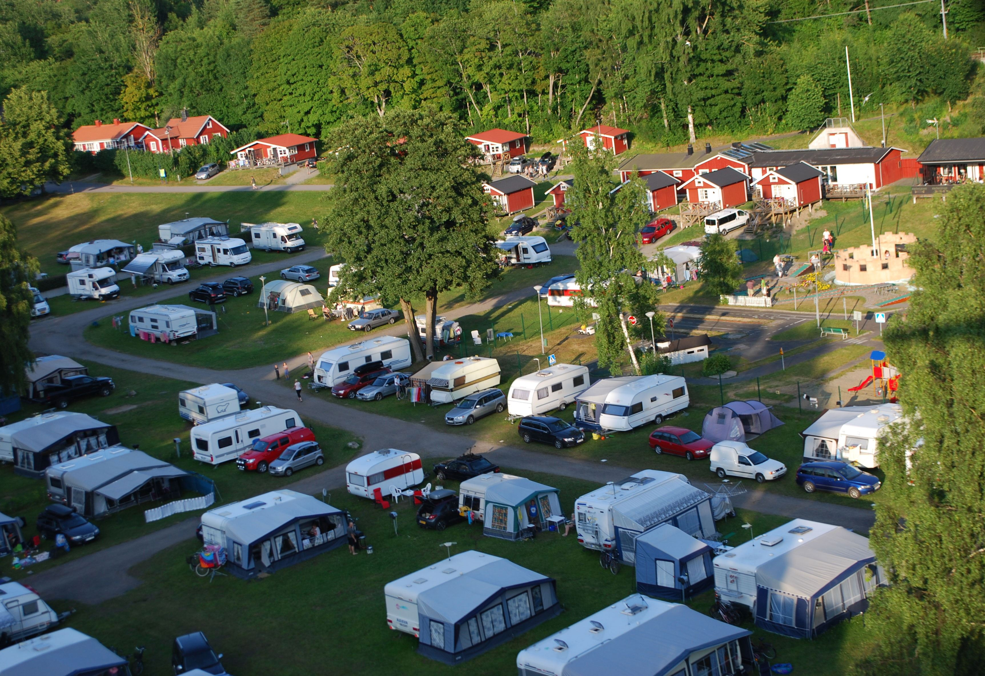 Nickstabadets Camping/Camping