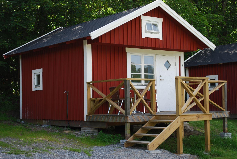 Nickstabadets Camping / Stugor
