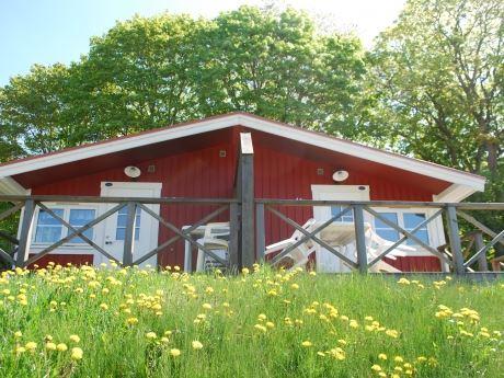 Nickstabadets Camping / Ferienhäuser