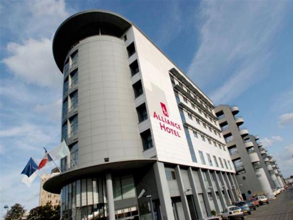 Hôtel Alliance Tours Centre