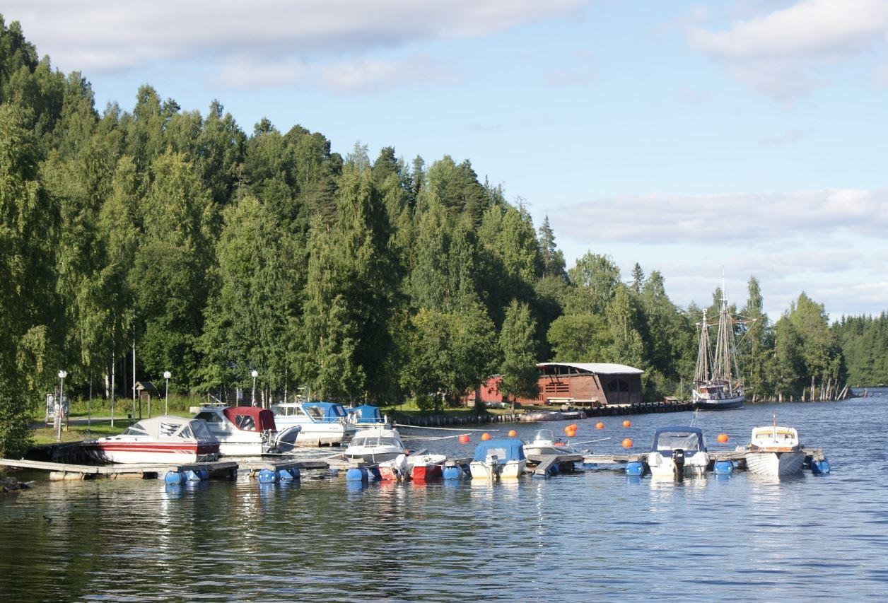 Foto: Jessica ögren,  © Kramfors kommun, Öds kaj