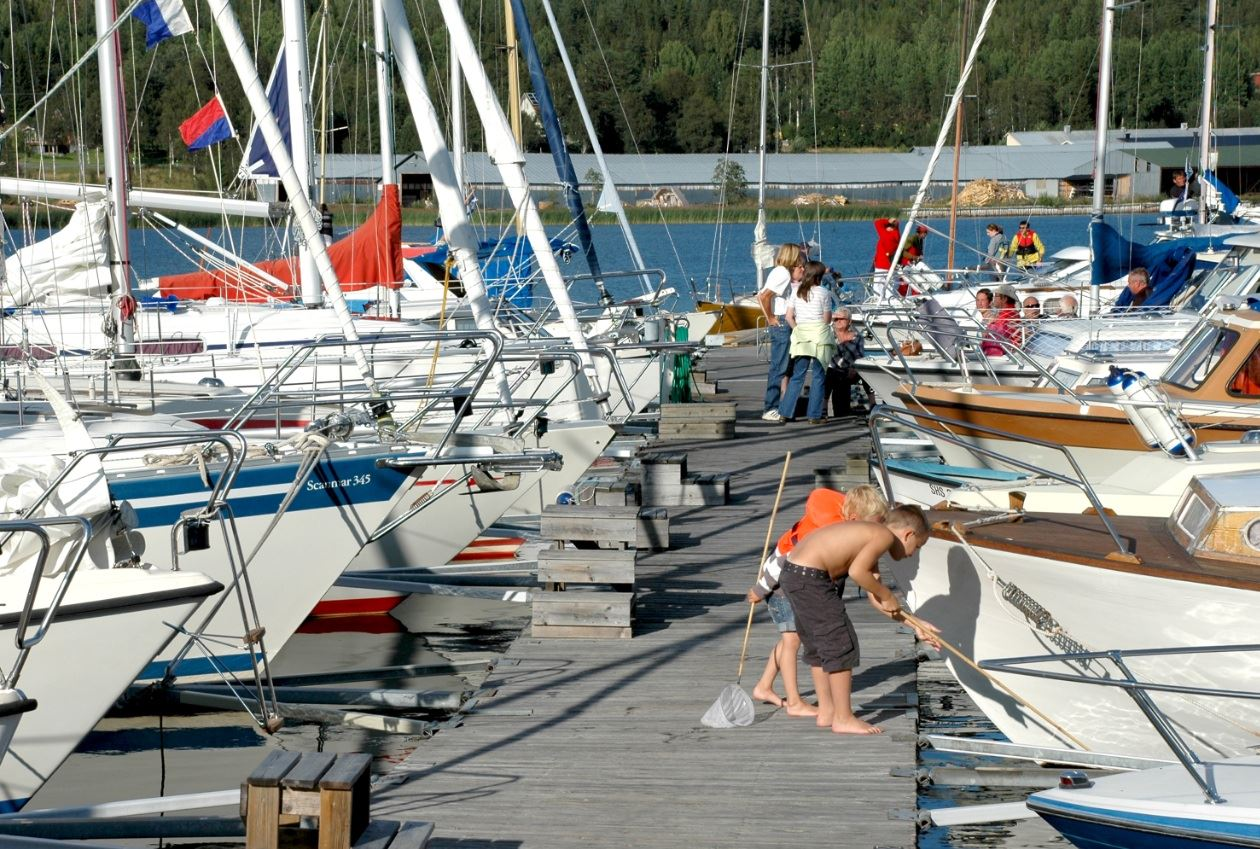 © Kramfors kommun, Utviks gästhamn