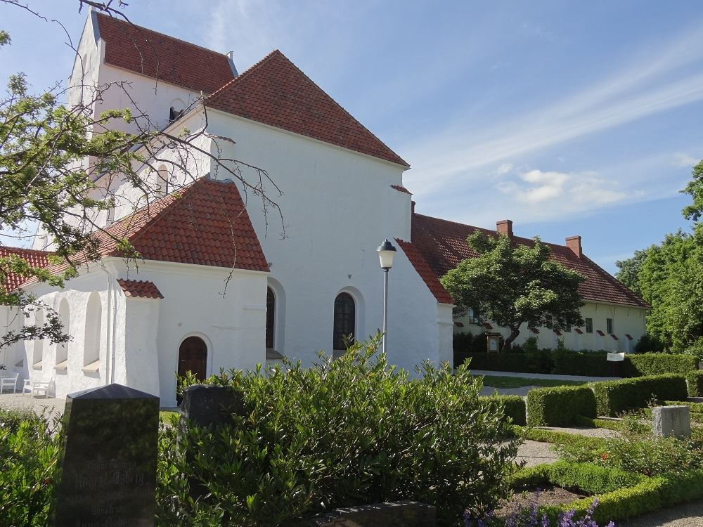 Foto: Stephan Borgehammar, The Holy Cross Church of Dalby