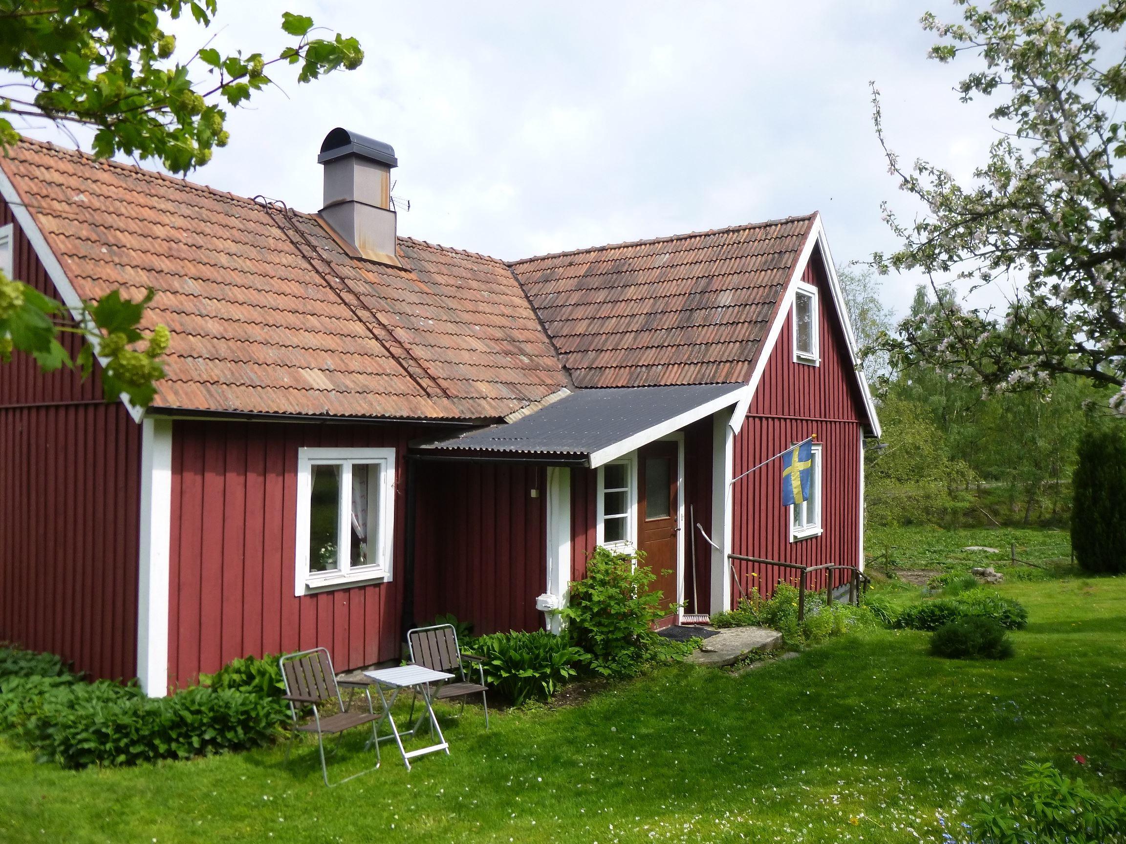 Cottage in Västanå grounds