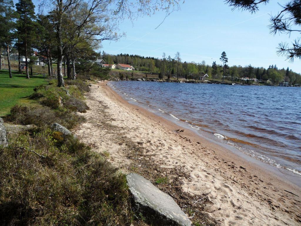 Swim in Rasjön, Vaggeryd's municipality