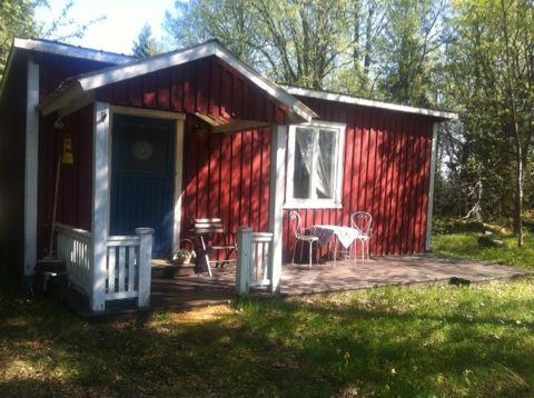 Privat enkel stuga i Norrbyskär