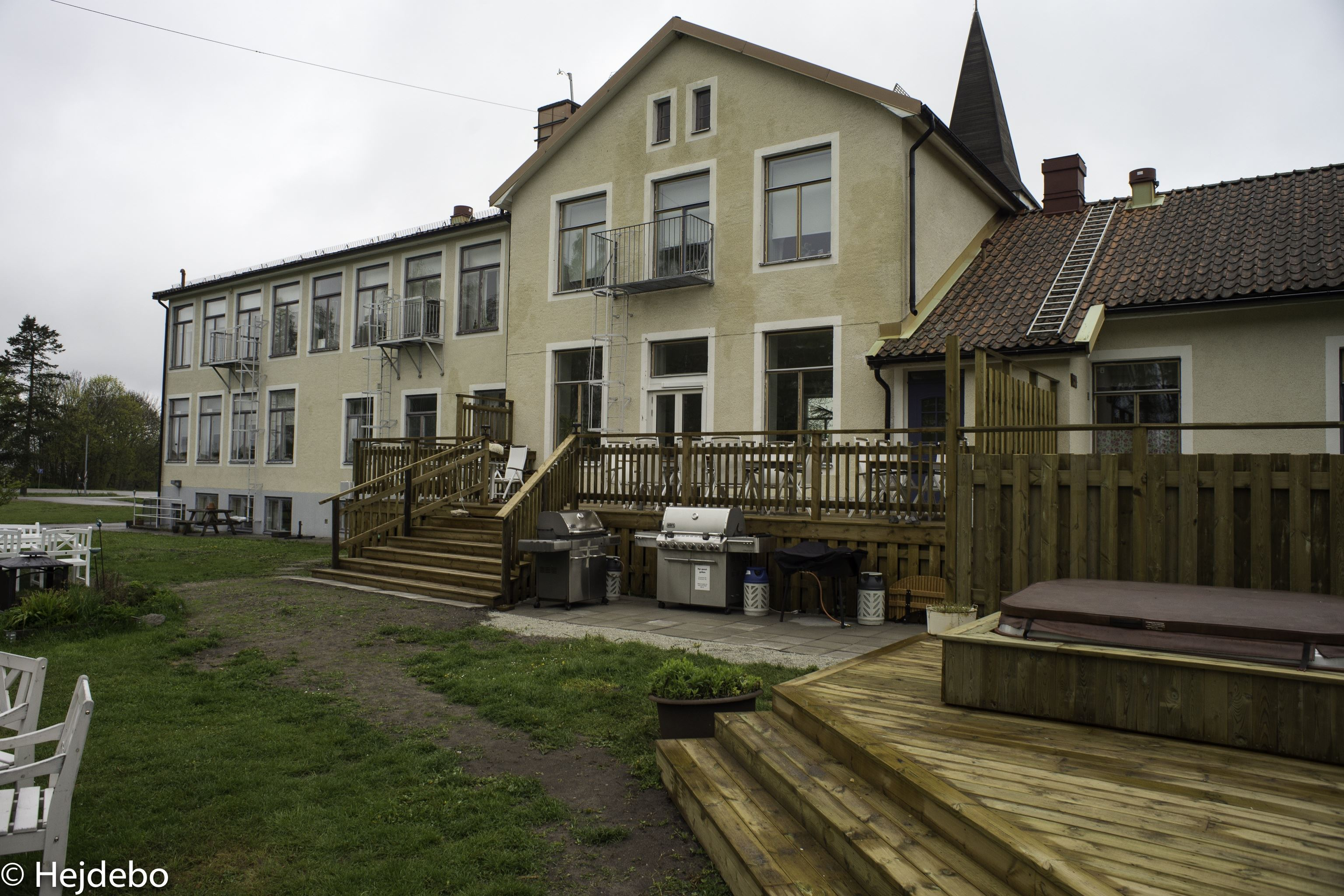 Hejdebo Jugendherberge und Pensionat