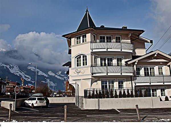 Lägenhet för upp till 4 personer med 2 rum på Villa Sepp - Ramsau im Zillertal
