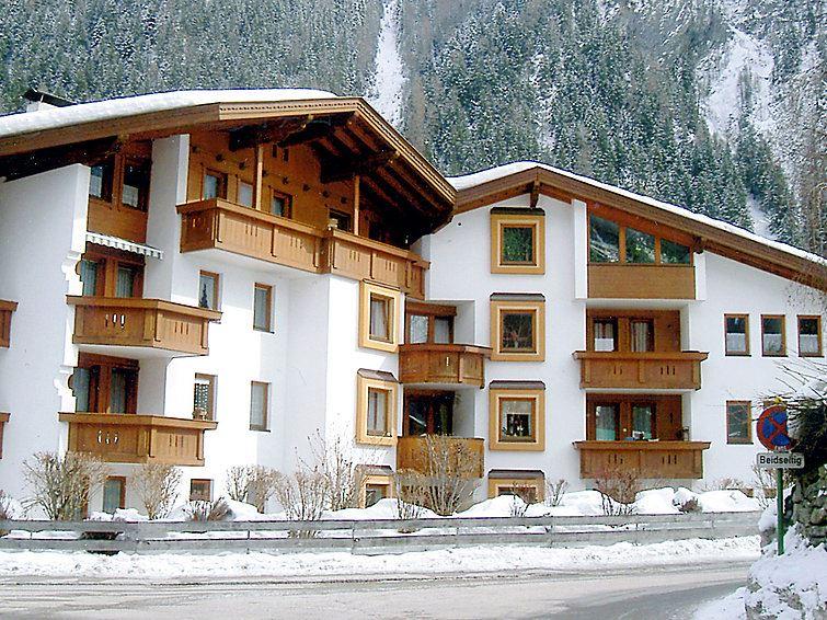 Lägenhet för upp till 4 personer med 2 rum - Mayrhofen