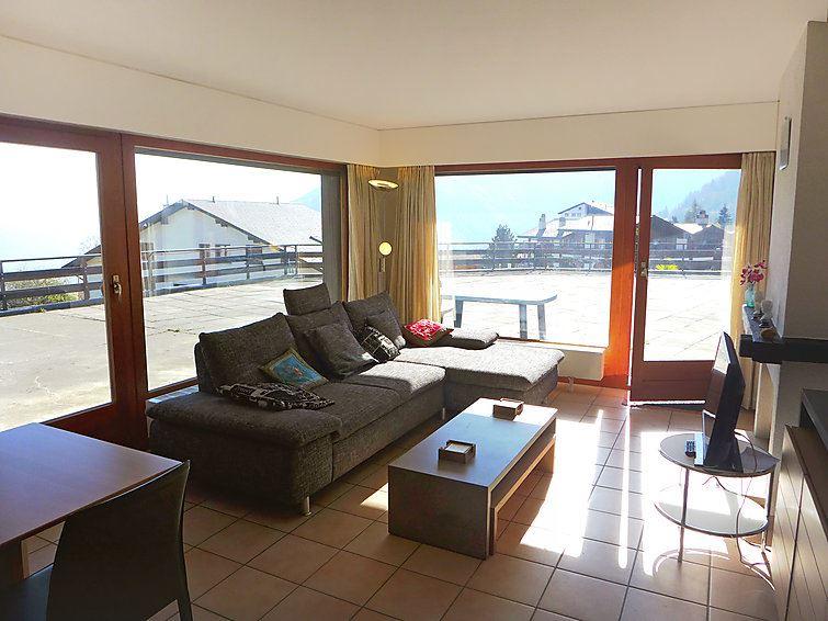 Lägenhet för upp till 6 personer med 3 rum på Les Cerisiers - Nendaz