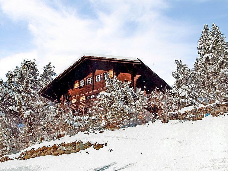 Lägenhet för upp till 5 personer med 3 rum på Jungfrau an der Ledi - Wengen