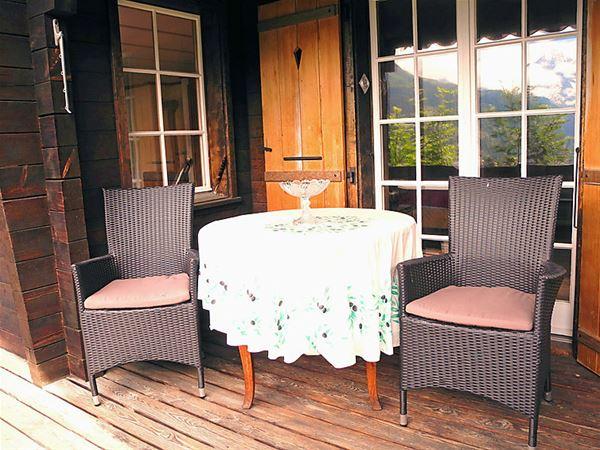 Lägenhet för upp till 3 personer med 2 rum på Jungfrau an der Ledi - Wengen