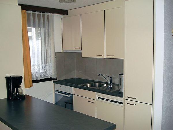 Lägenhet för upp till 5 personer med 3 rum på Bergrose - Saas-Fee