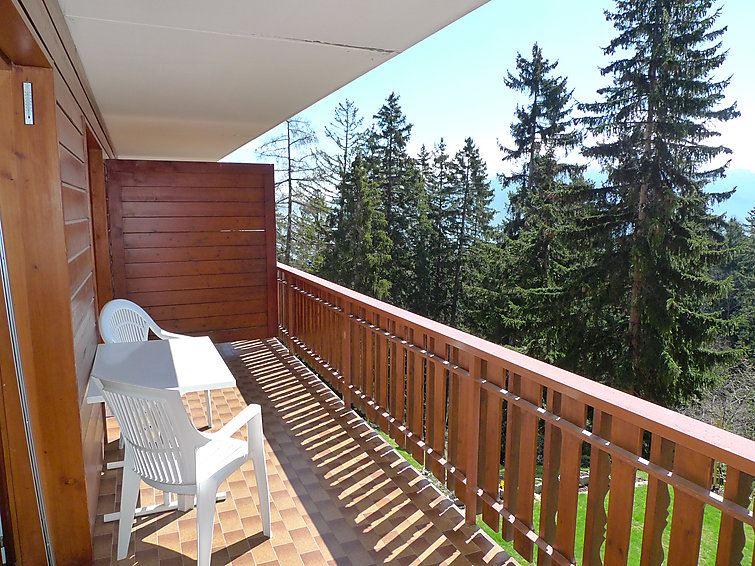 Lägenhet för upp till 2 personer med 2 rum på Les Faverges - Crans-Montana