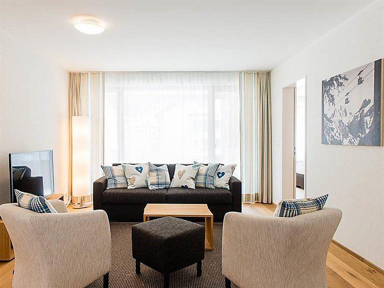 Lägenhet för 8 personer med 4 rum på TITLIS Resort (Wohnung 811) - Engelberg