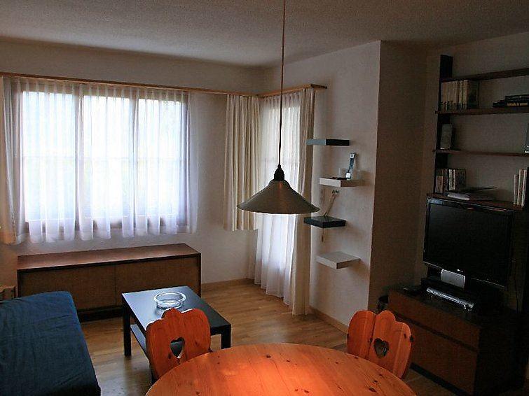 Lägenhet för upp till 4 personer på Casa Ruver - Laax