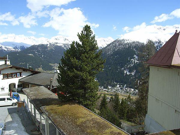 Lägenhet för upp till 8 personer med 4 rum på Hotel Schatzalp - Davos