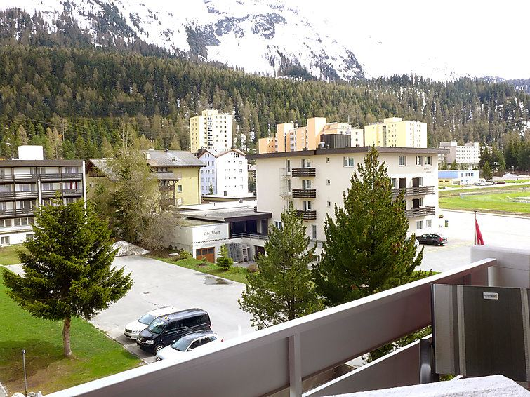 Skyline House - St. Moritz