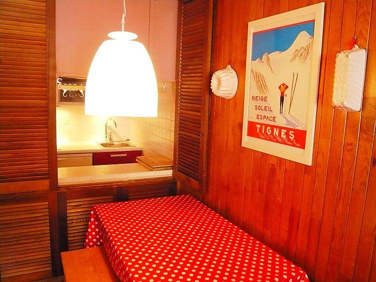 Leilighet for opp til 4 personer med 2 rom på Le Grand Tichot A et B - Tignes