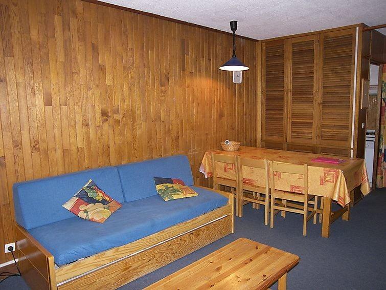 Leilighet for opp til 6 personer med 2 rom på Le Grand Tichot A et B - Tignes