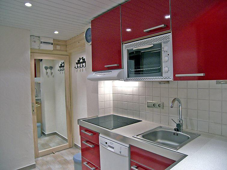 Lägenhet för upp till 4 personer med 1 rum på Le Grand Tichot A et B - Tignes