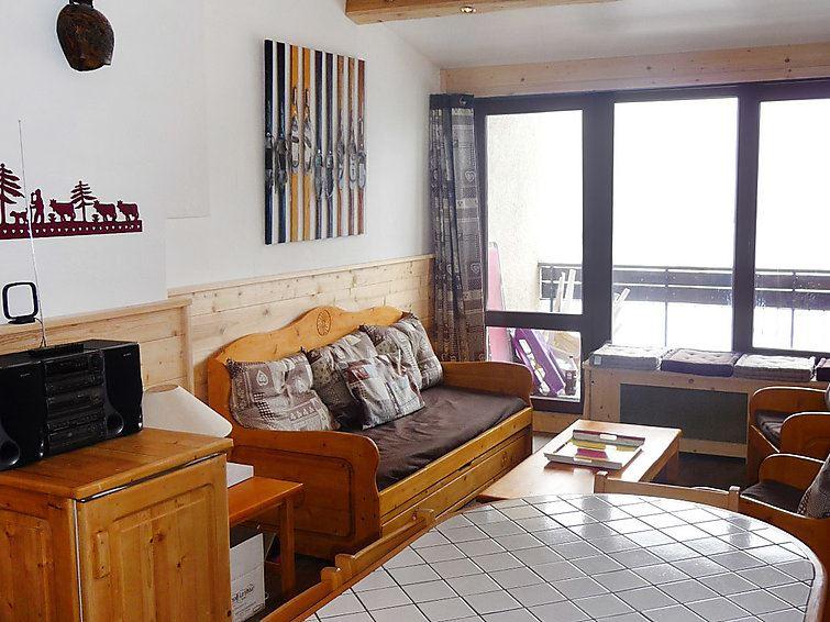Leilighet for opp til 10 personer med 5 rom på Le Grand Tichot A et B - Tignes